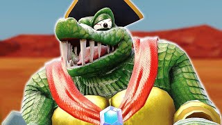 Why People Main King K. Rool in Smash Ultimate