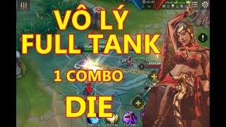 Quá Vô Lí Khi Yena Full Tank 1 Combo Chết 1 Mạng - MSuong Hướng Dẫn Yena Cực Hay