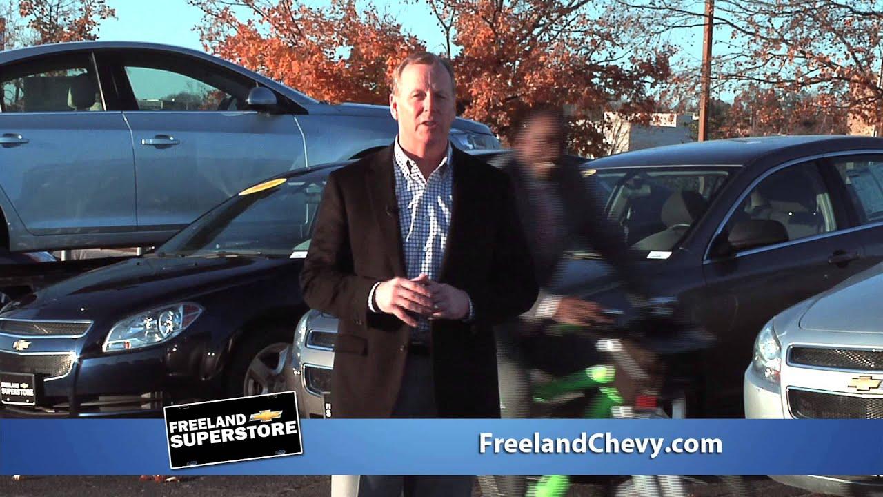 Freeland Chevy Best Used Car Dealer in Nashville - YouTube