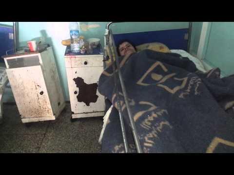طنجة: جزء من الحالة المزرية لمستشفى محمد الخامس