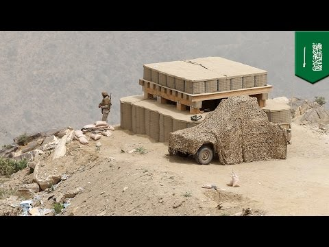 Houthi fighters kill 3 Saudi guards with mortar attack on border outpost