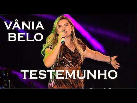 🔥EX VOCALISTA DA BANDA LIMÃO COM MEL VIRA EVANGÉLICA! TESTEMUNHO VÂNIA BELO
