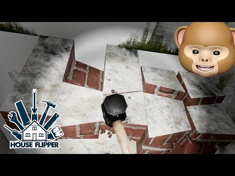 KNOCKING EVERYTHING DOWN!! | House Flipper | Fan Choice Friday