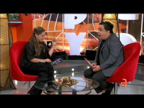 Entrevista de Eddy Mazola en El Happy Hour