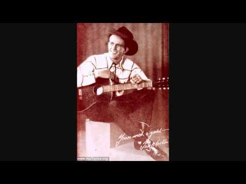 Tex Morton - Don't Make Me Go To Bed ( And I'll Be Good ) - (c.1949). video