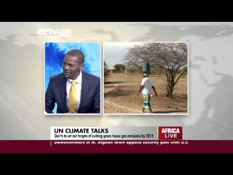 Climate Change: An interview with Dr. Richard Munang