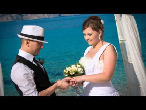 Daina ve Özgür'ün düğün hikayesi