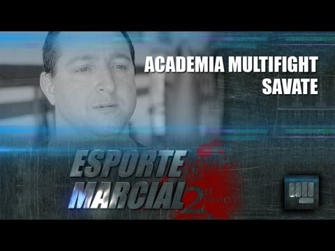 ESPORTE MARCIAL 001 TEMP.02 ACADEMIA MULTIFIGHT - SAVATE Image 1