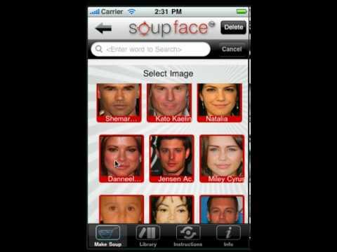 Soupface
