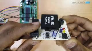 RFID Based Attendance System Using 8051
