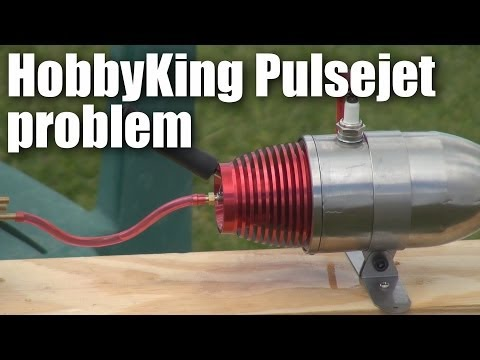 A problem with my HobbyKing Pulsejet