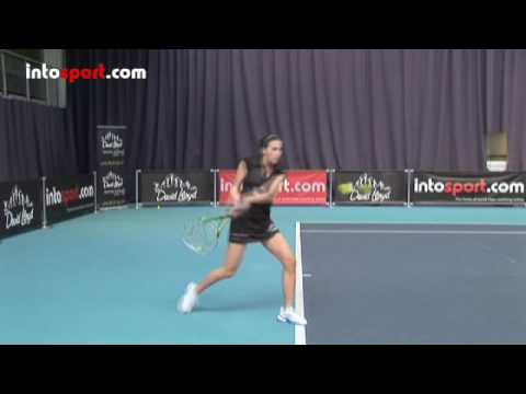 Tennis Backhand- Double Handed Technique