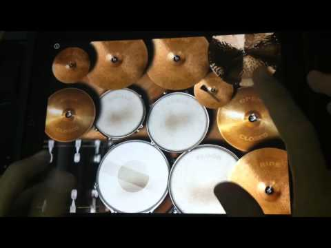 คราม [Bodyslam] - iPad Drum Meister