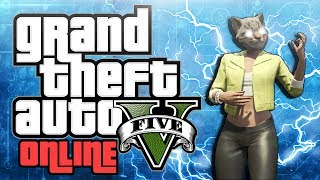 GTA 5 Online - Bullies & As*holes (Online Lobbies)