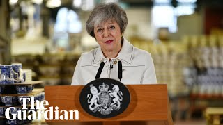 I do not believe we should extend article 50, says May