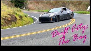 Drift City: The Bay  | California Street Drifting