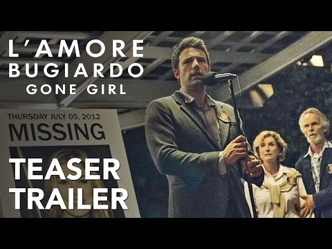 L'amore bugiardo - Gone Girl - Trailer Ufficiale Italiano