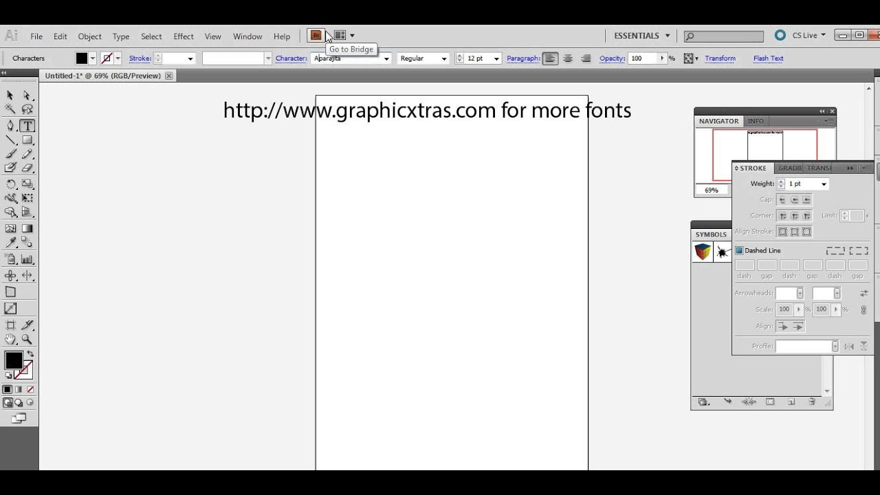 how to add fonts to illustrator cs6