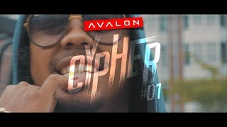 Avalon Cypher - #1 Era, Navi, TonyTony & Seffelinie (prod. Avenue) - hosted by 4SHOBANGERS