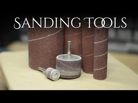 Prop: Shop - Super Handy, Fantastic Sanding Tools