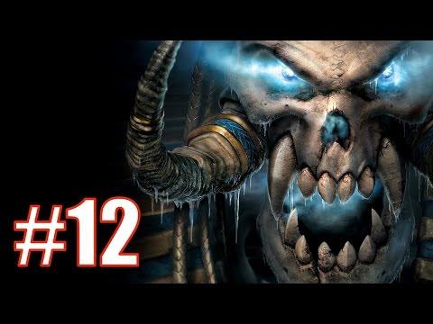 Прохождение Кампании Варкрафт 3: Reign of Chaos за НЕЖИТЬ - 2. ПРАХ КЕЛ-ТУЗЕДА