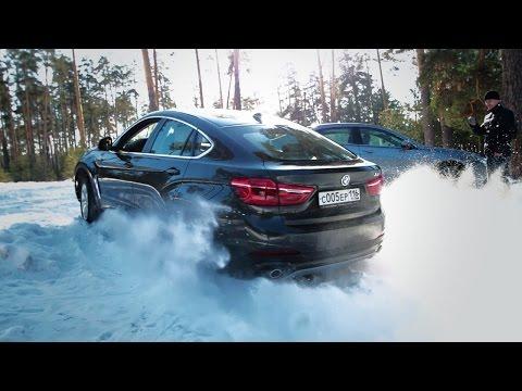 BMW X6 (2015) Тест-драйв.Anton Avtoman.
