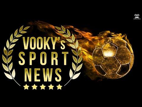 Vooky's Sport News #3