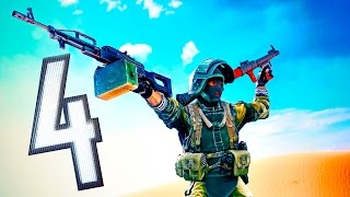 Battlefield 4 Random Moments #89 (Funny Levolution!)
