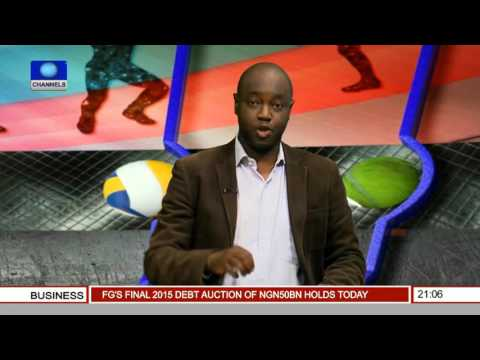 Sports Tonight: Analysis Of Nigeria's Dream Team Qualification For Rio Olympics 2016 Pt 1