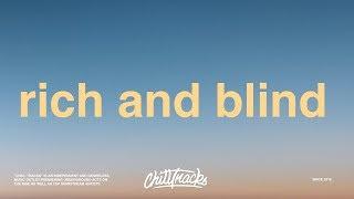 Juice WRLD - Rich And Blind (Lyrics)