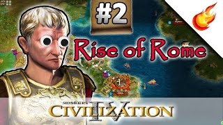 Conquest of Athens - RISE OF ROME SCENARIO - CIVILIZATION 4 Warlords - Part 2