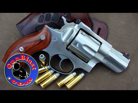 Shooting the TALO Exclusive 2.75 Inch Ruger Redhawk 44 Magnum Double-Action Revolver - Gunblast.com