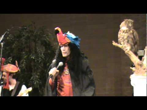 "Oakland Christian School Cabin Fever 2012 ""Bird is the Word""."
