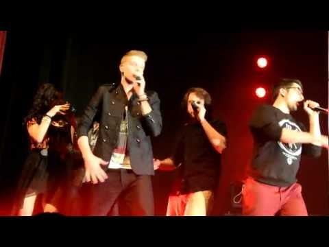 Ptx Concert - Thrift Shop (macklemore And Ryan Lewis Cover) (27.01.13) video