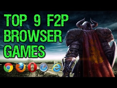 Top 9 F2P Browser Games
