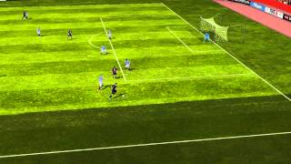FIFA 14 Android - Electrick FC VS Huddersfield