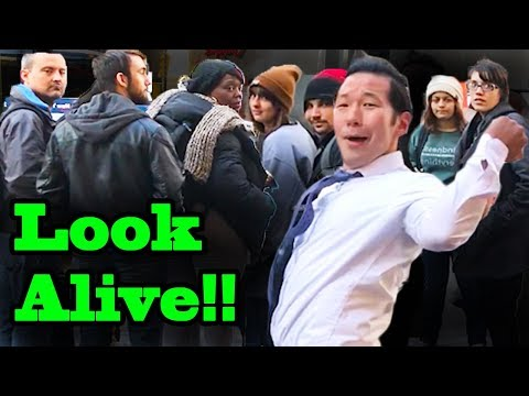 "BlocBoy JB x Drake - ""Look Alive"" - DANCING IN PUBLIC!!"