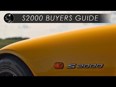 Honda S2000 Buyers Guide and More