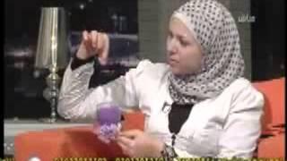 المصممتين رانيا الغزالى و عبير سعيد بقناة الشباب