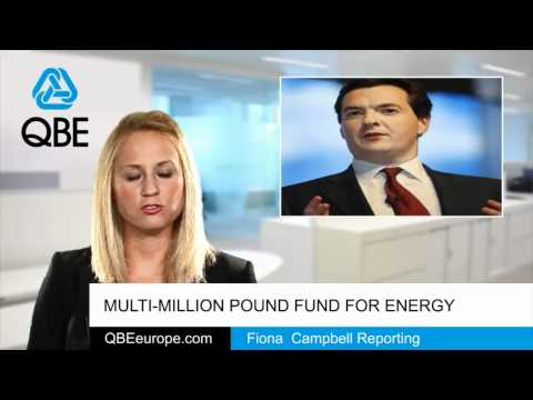 Multi-million pound fund for energy