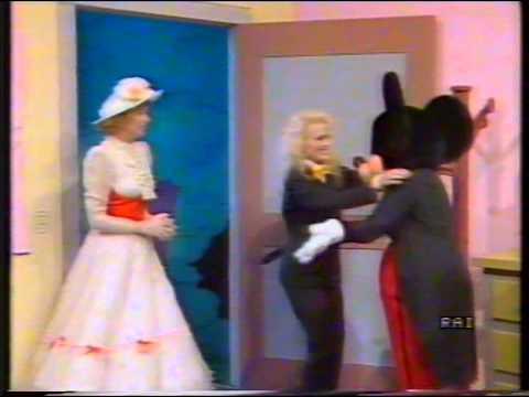 """spezzone iniziale del programma """"pronto…topolino?"""" – raiuno 14 marzo 1987"""