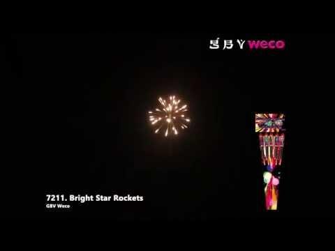 7211 - Bright Star Rockets - Wecovuurwerk.nl