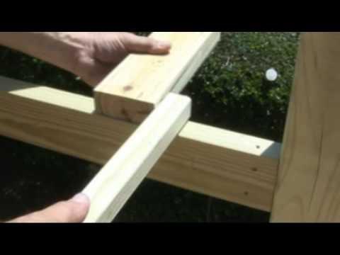How To Build Deck Railings Decks Com Youtube