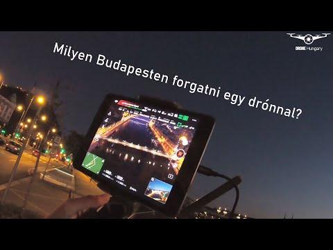 Drónvideós leszek Budapesten?! - Drone Hungary