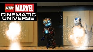Avengers: Age of Ultron in LEGO - recap ( Marvel Cinematic Universe)
