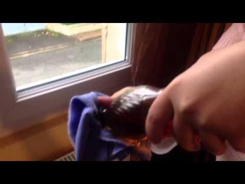 Nettoyer vitre four vinaigre