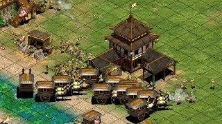 3v3 Hill Fort   ft. JorDan, TaToH   vs TheMax, Villese, Hera