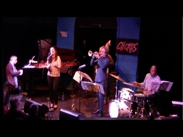 Sarah Lancman Ft. Giovanni Mirabassi - The Gift - Live @ Chorus Jazz Club