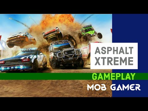Asphalt Xtreme GAMEPLAY!!