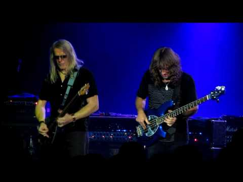 G3 - Steve Morse Band - Cruise Control (05.08.2012, Crocus City Hall, Moscow, Russia)